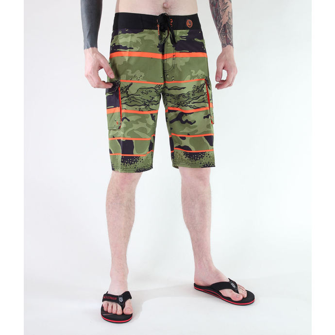 swimsuits men (shorts) METAL MULISHA - Unseen