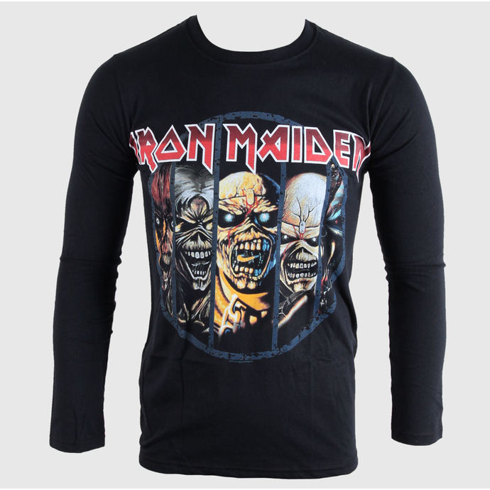 t-shirt metal men's children's Iron Maiden - Eddie Evolution - BRAVADO EU