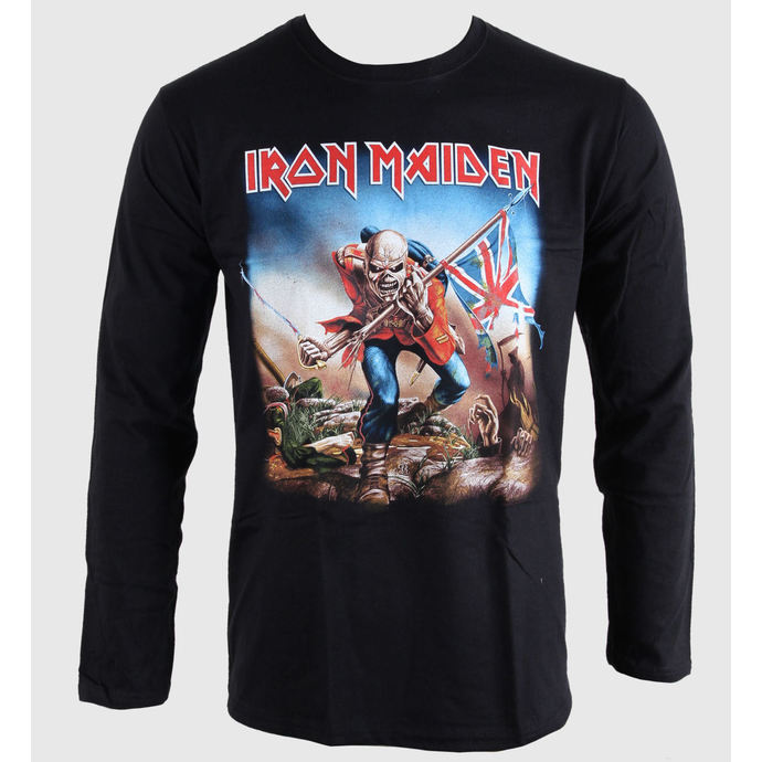t-shirt metal men's children's Iron Maiden - Trooper - BRAVADO EU