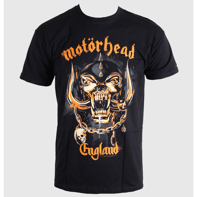 t-shirt metal men's children's Motörhead - Mustard Pig - ROCK OFF