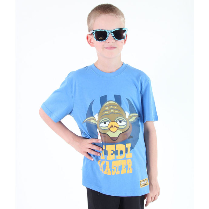 film t-shirt men's children's Angry Birds - Angry Birds / Star Wars - TV MANIA