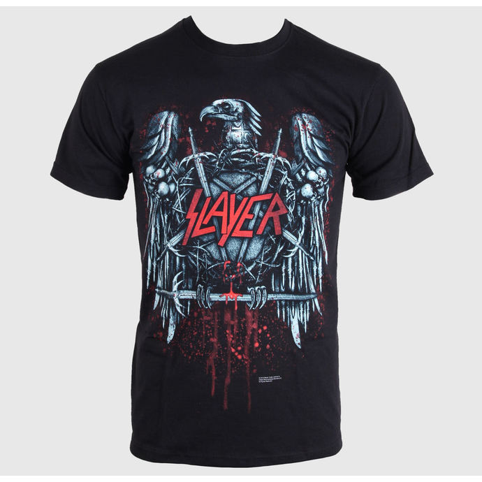t-shirt metal men's children's Slayer - Ammunition Eagle - ROCK OFF