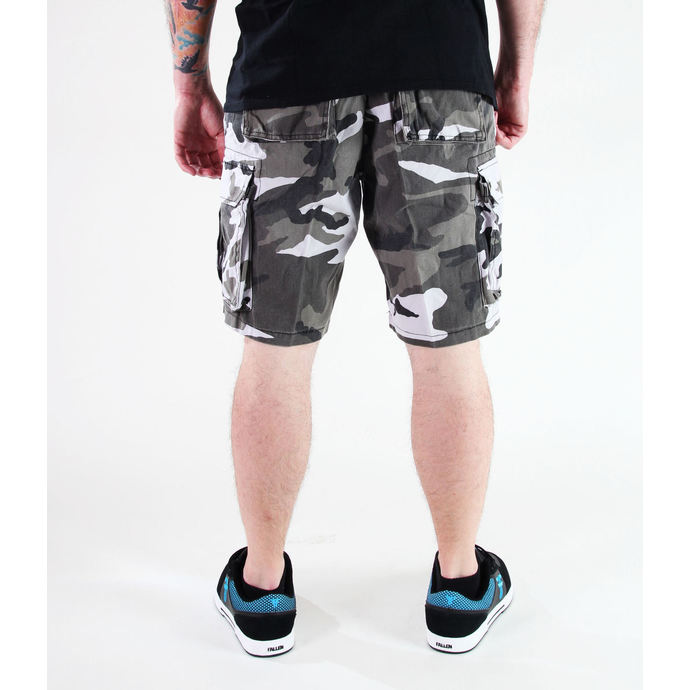 shorts men ROTHCO - VINTAGE PARATROOPER- CITY CAMO