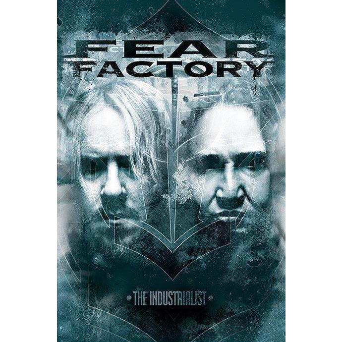 poster Fear Factory - The Industrialists - PYRAMID POSTERS