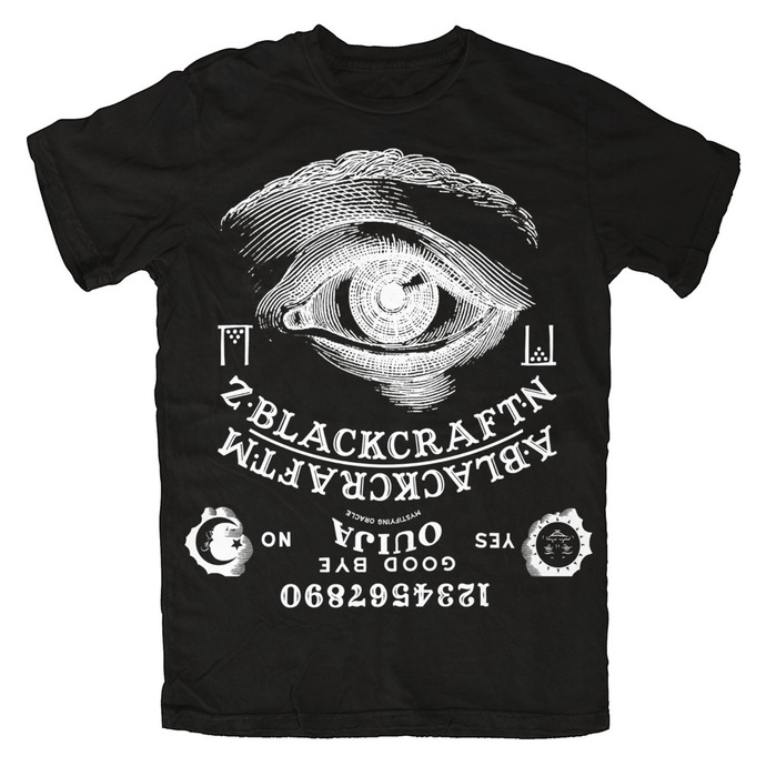 t-shirt men's women's unisex - Ouija - BLACK CRAFT