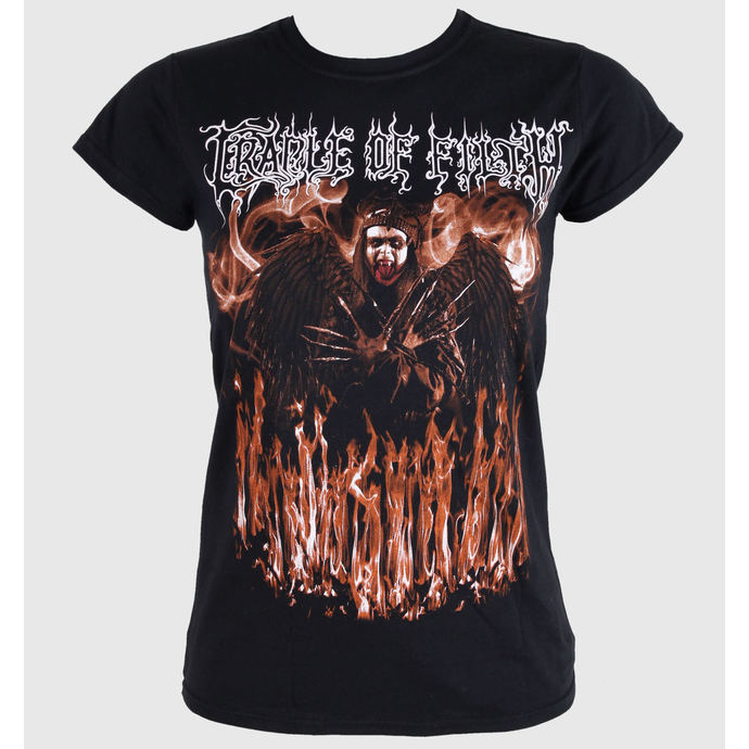 t-shirt metal men's women's unisex Cradle of Filth - DEVILS CONCUBINE - LIVE NATION