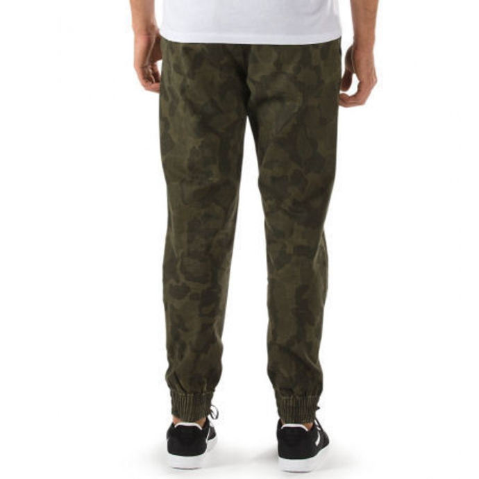pants men VANS - Excerpt Chino Pegg - BUBBLE CAMO