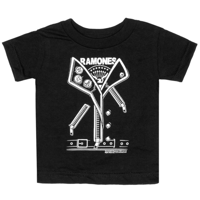 t-shirt metal men's women's children's unisex Ramones - Ramones - SOURPUSS