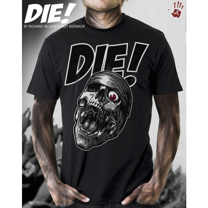 t-shirt men's women's unisex - Die - EXHIBIT A GALLERY - Die