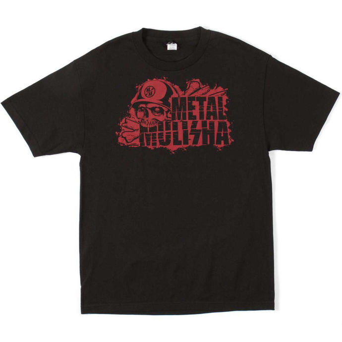 t-shirt street men's - DEAD ZONE - METAL MULISHA