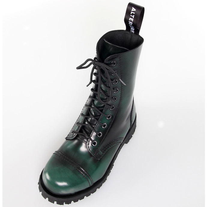 leather boots unisex - ALTERCORE