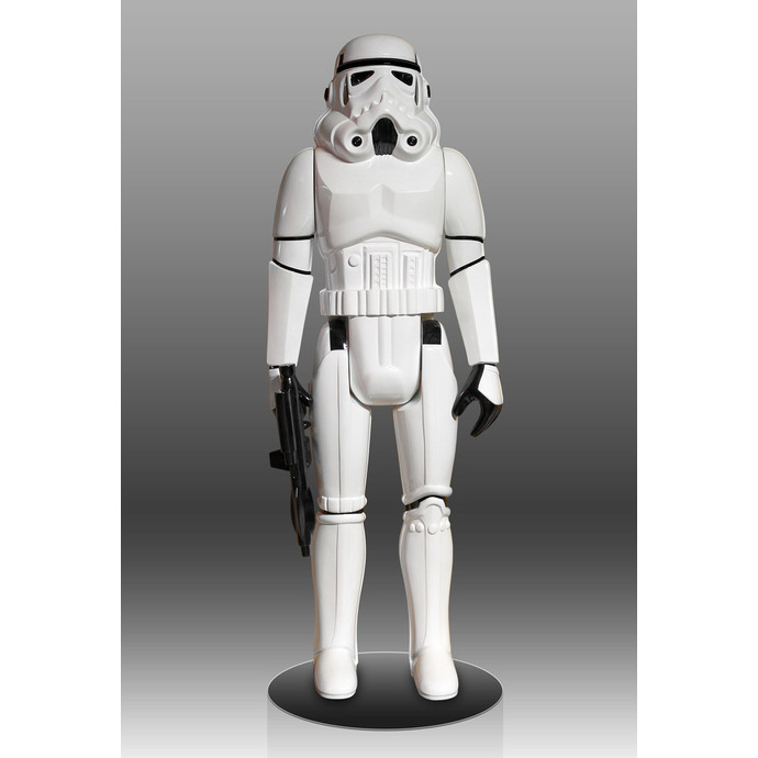 Star Wars Life-Size Monument Action Figure Stormtrooper
