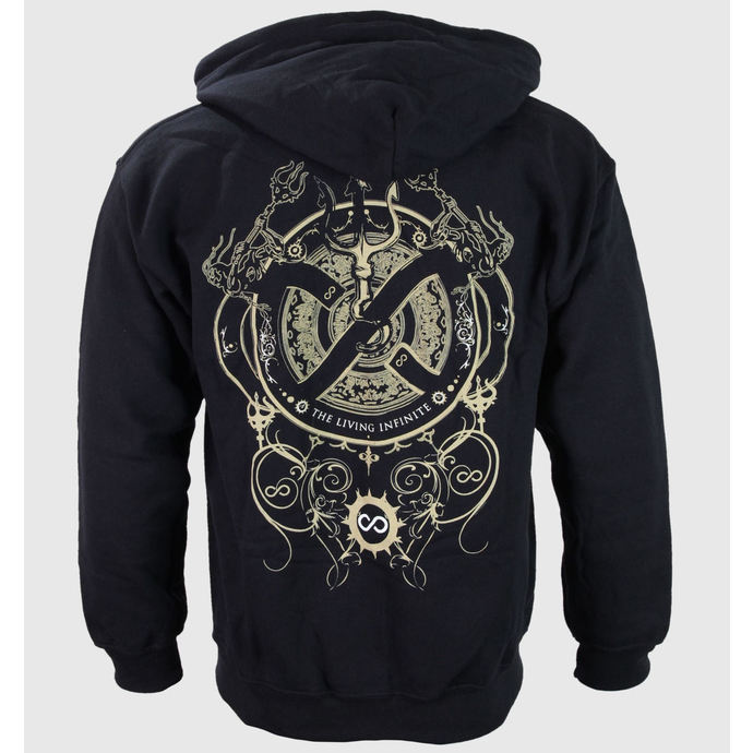 hoodie men's SoilWork - Logo-Infinite - Just Say Rock