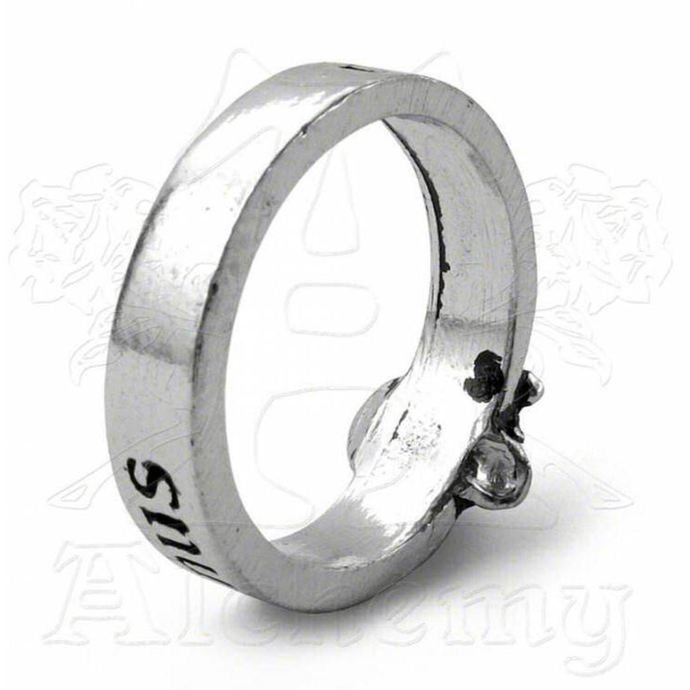 ring ALCHEMY GOTHIC - Great Wish