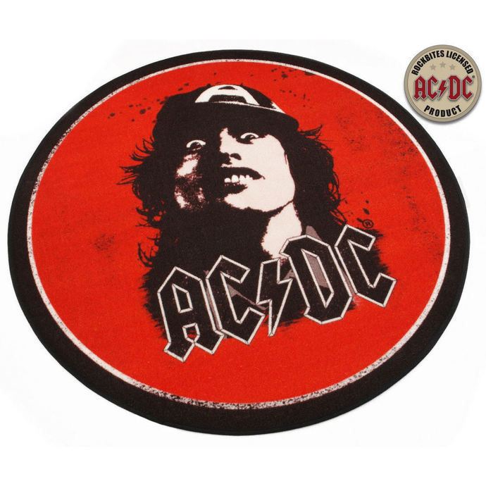 carpet AC / DC - Face - ROCKBITES