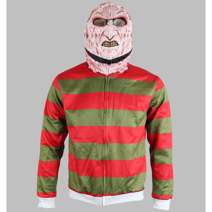hoodie women's A Nightmare on Elm Street - Freddy Krueger - NNM
