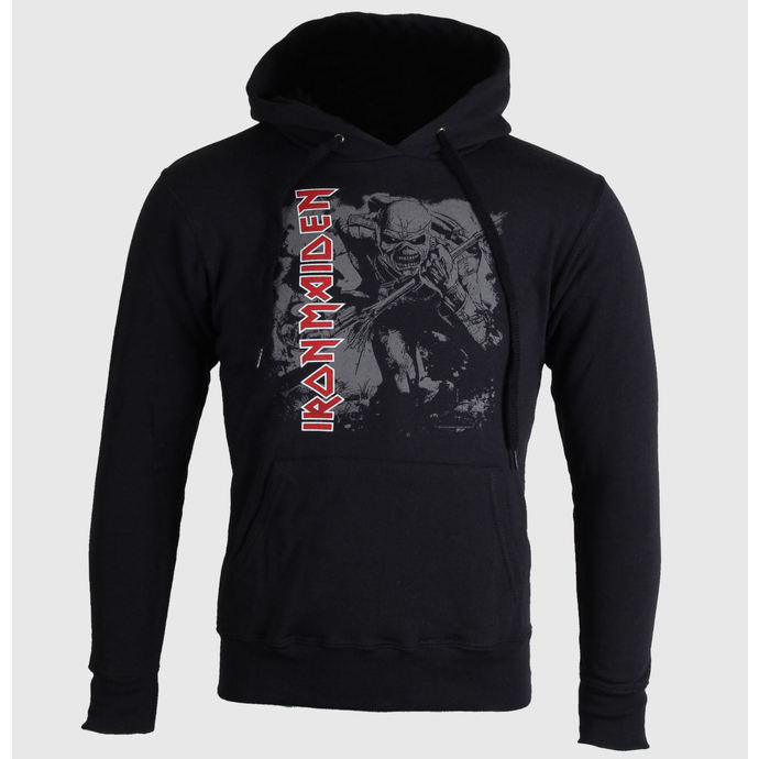 hoodie women's Iron Maiden - Hi Con Trooper - ROCK OFF
