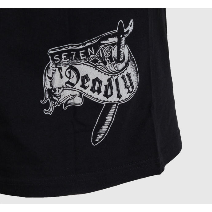 t-shirt hardcore men's - Sloth - SE7EN DEADLY