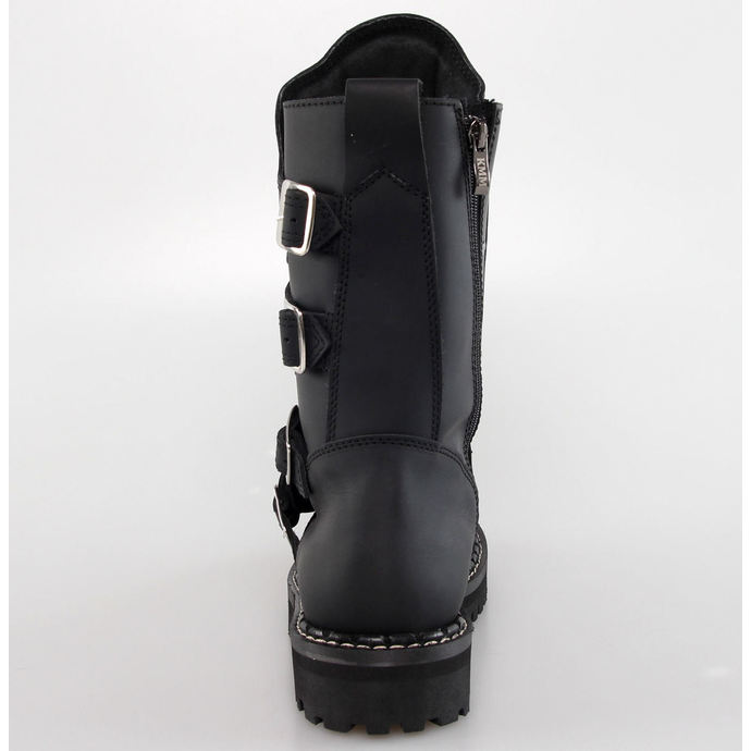 leather boots - KMM