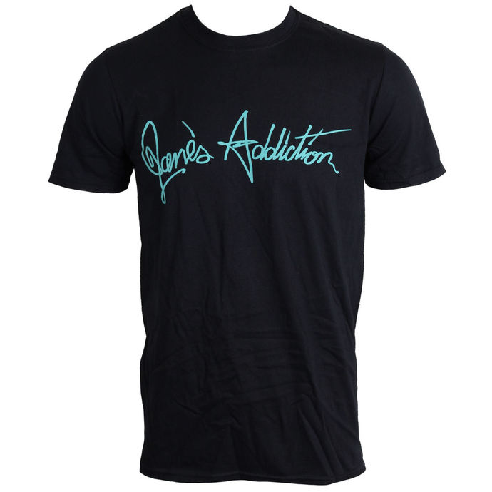 t-shirt metal men's Jane's Addiction - logo - LIVE NATION