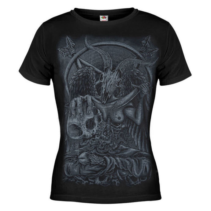 t-shirt hardcore women's - - AMENOMEN