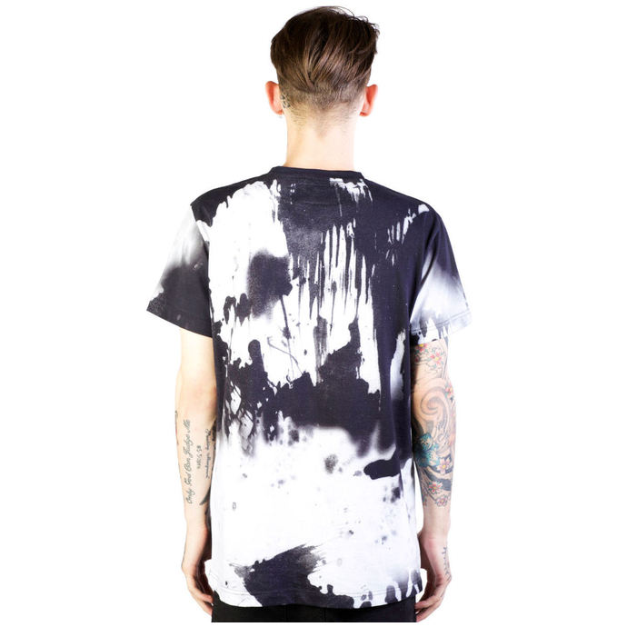 t-shirt hardcore men's - Ink - DISTURBIA