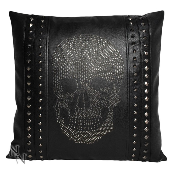 pillow Rhinestone Skull