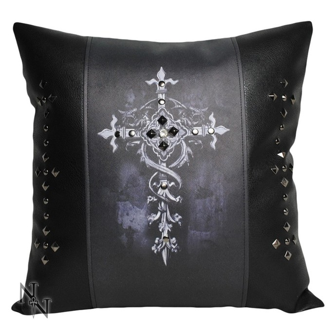 pillow Gothic Cross