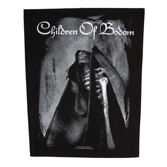 patch large Children of Bodom - Fear The Reaper - RAZAMATAZ