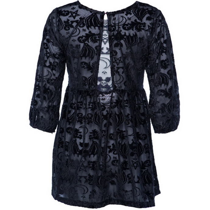 dress women IRON FIST - Bat Royalty - Black
