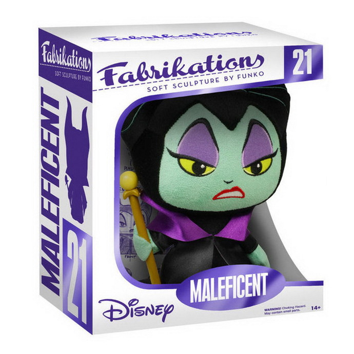 figurine Ire - Queen black magic - Sleeping Beauty Fabrikations - Maleficent