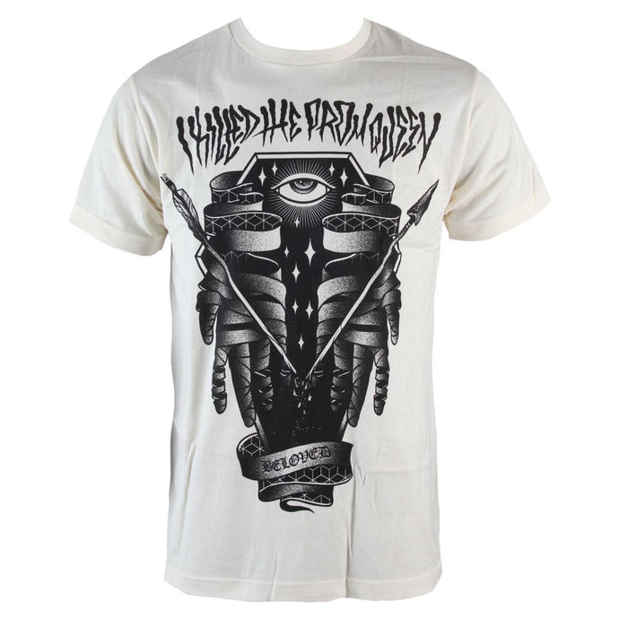 t-shirt metal men's I Killed The Prom Queen - Beloved Coffin - KINGS ROAD