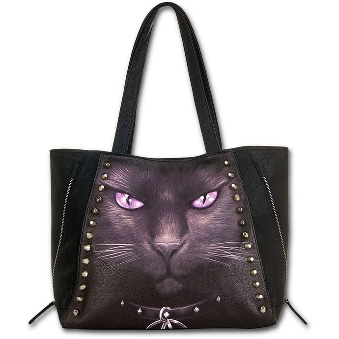 handbag (bag) SPIRAL - Black Cat