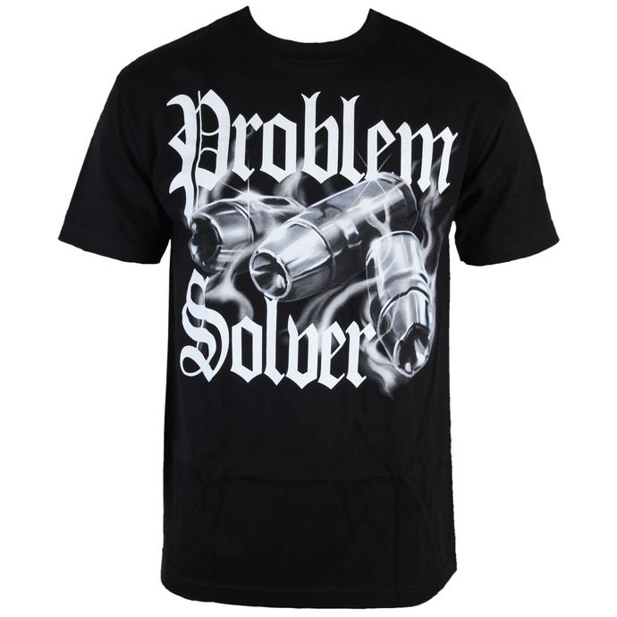 t-shirt hardcore men's - Problem Solver - MAFIOSO