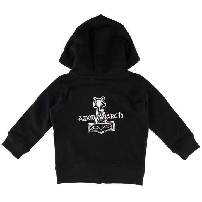 hoodie children's Amon Amarth - Hammer - Metal-Kids