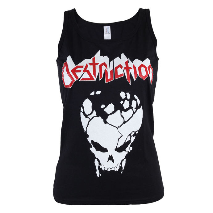 top women Destruction - Skull GTT - ART-WORX