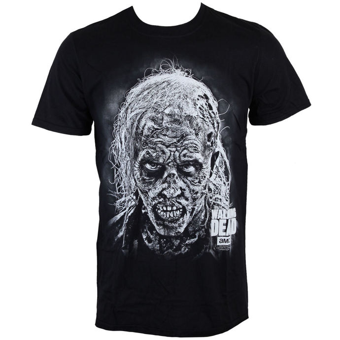 film t-shirt men's The Walking Dead - Hideous Walker - INDIEGO