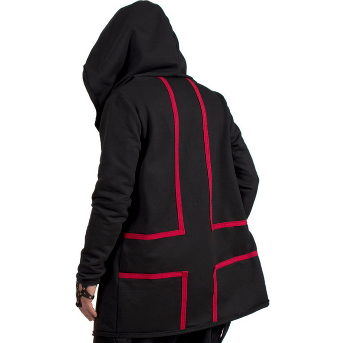 hoodie women's unisex - Cross - AMENOMEN