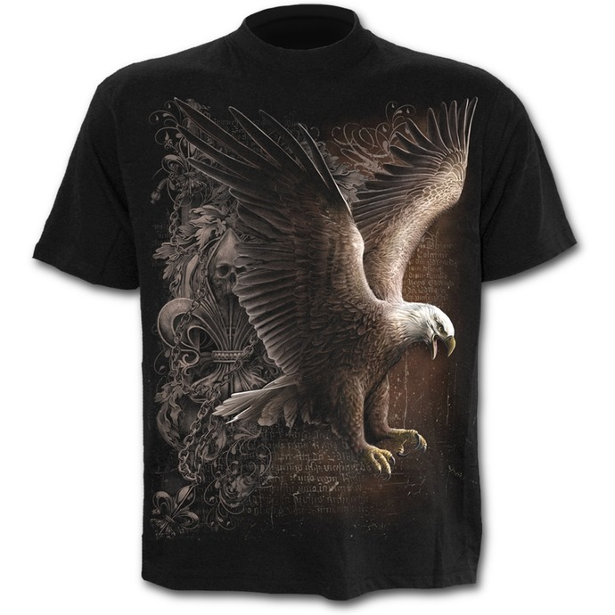 t-shirt men's - Wings Of Freedom - SPIRAL