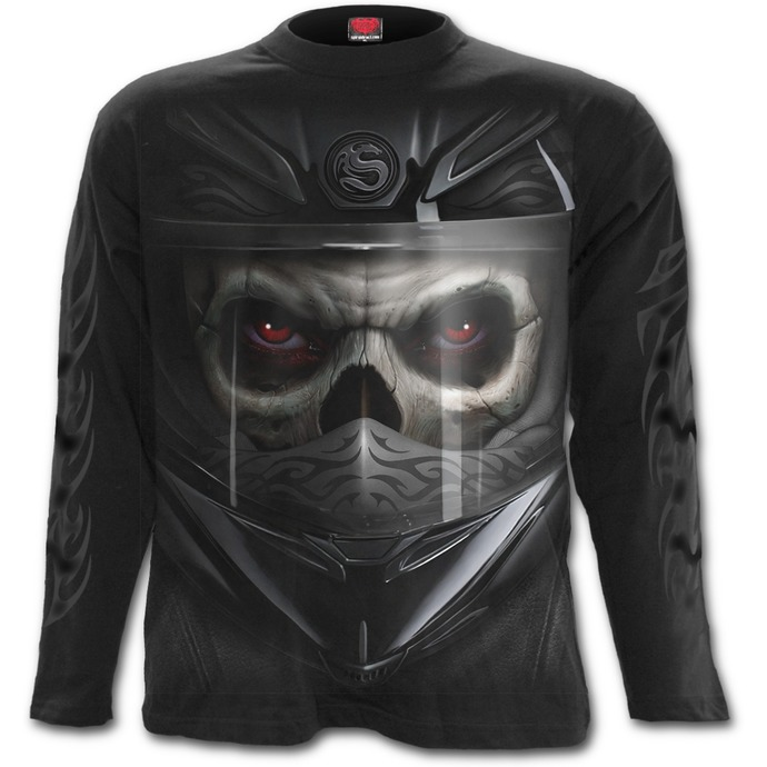 t-shirt men's - Demon Biker - SPIRAL