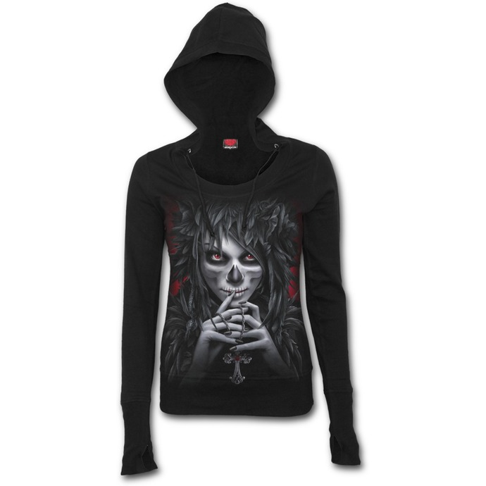 hoodie women's - Day Of The Goth - SPIRAL