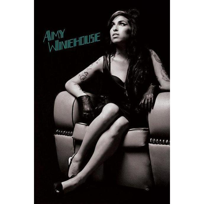 poster Amy Winehouse - Chair - PYRAMID POSTERS