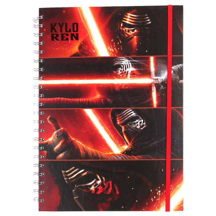 writing notepad Star Wars - Episode VII - Split - PYRAMID POSTERS