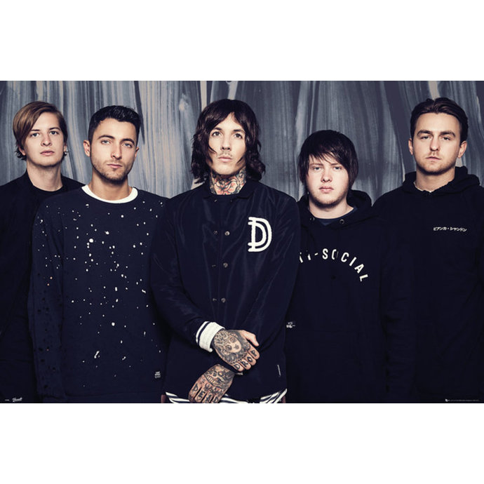 poster Bring Me The Horizon - Umbrella - GB posters