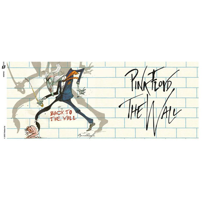 cup Pink Floyd - The Wall Back To The Wall - GB posters