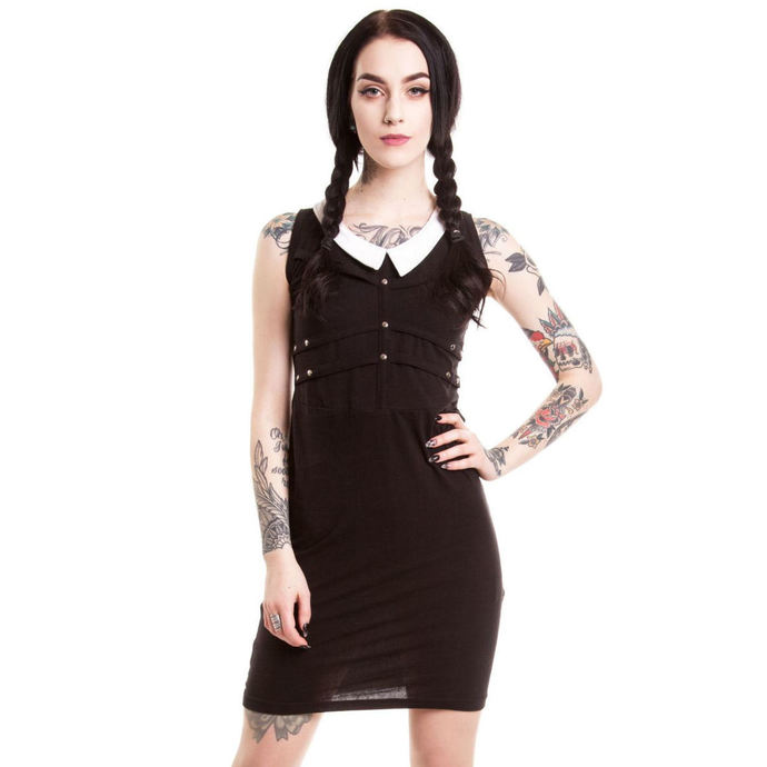 dress women HEARTLESS - Wednesday - Black