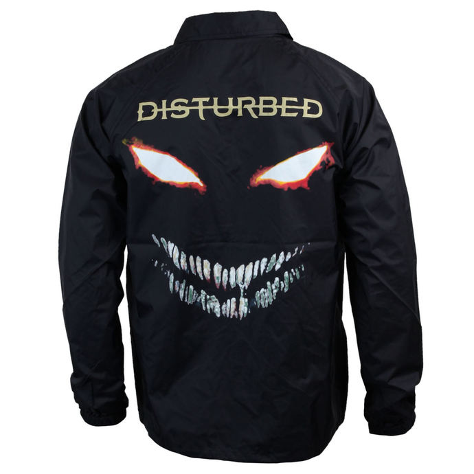 spring/fall jacket men's Disturbed - The Face - BRAVADO