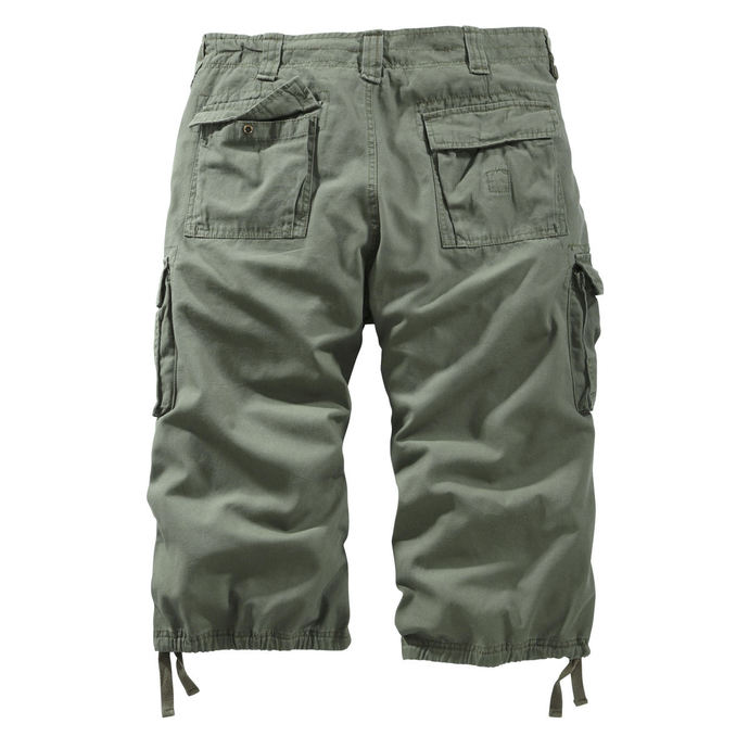 shorts 3/4 men SURPLUS - TROOPER LEGEND - OLIV GEWAS