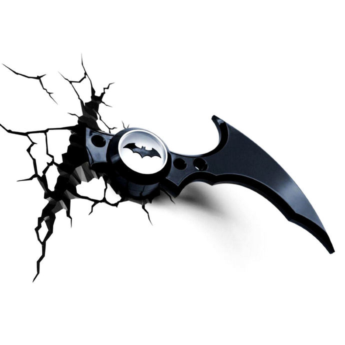 decoration Batman - DC Comics 3D LED Light Batarang
