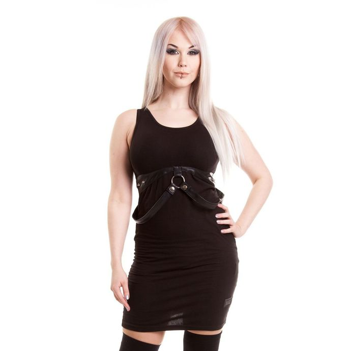 dress women VIXXSIN - Voyage - Black